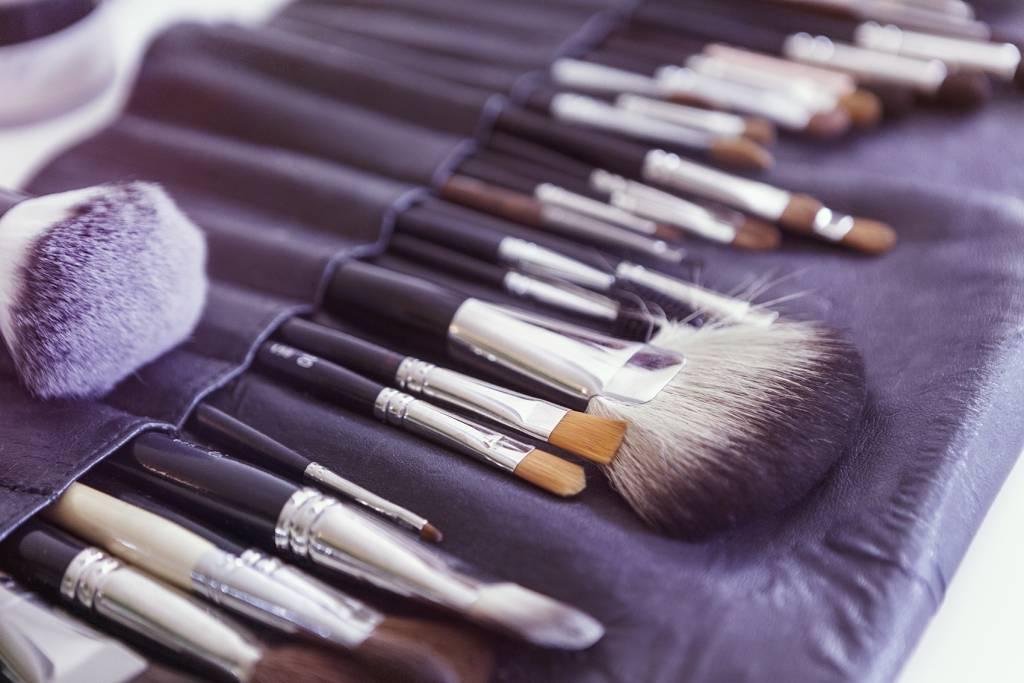 Galerie, Make up Pinsel ¦ Make up Artist Visagist Kathrin Puetzer