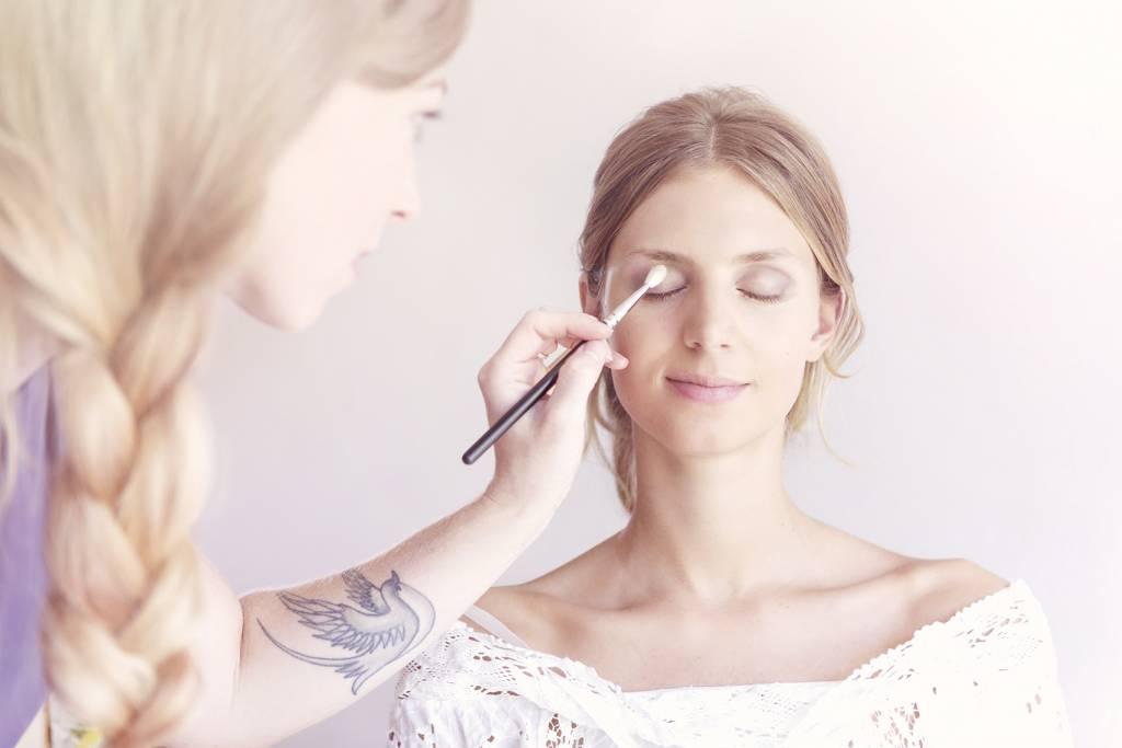 Galerie, Augen Make up ¦ Visagistin Kathrin Puetzer