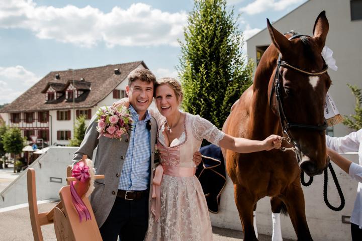 ¦ zivil heiraten frisuridee ¦ coiffeur kathrin pützer schaffhausen