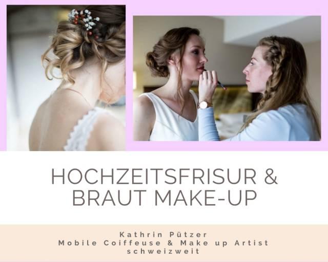 ¦ braut make up schweiz coiffeure makeup artist¦ brautstyling brautfrisur ¦ mobile makeup artist kathrin pützer