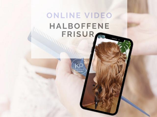 ¦ online kurs ¦ frisuren video ¦ weiterbildung coiffeure ¦ makeup artist ¦ hairstylist ¦ kathrin pützer