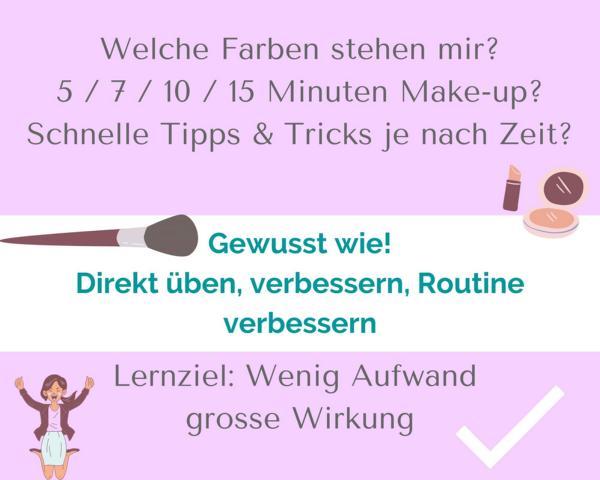 ¦ schminken lernen ¦ schminkkurs ¦ makeup workshop ¦ schminktipps ¦ schminktricks ¦ individueller Schminkkurs ¦ makeupartist Kathrin Pützer